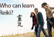 Who can Learn Reiki